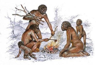 Neanderthalers waren al wendbaar